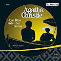 Das Böse unter der Sonne Hörbuch von Agatha Christie Gesprochen von: Jürgen Tarrach