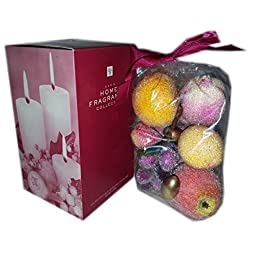 Avon Home Fragrance Collection Holiday Splendor Spiced Fruit Potpourri