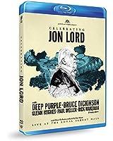 Celebrating Jon Lord [Blu-ray] [2014] [Region A & B]