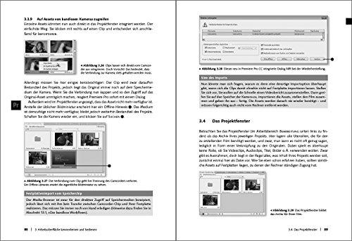 Adobe Premiere Pro CC: Schritt für Schritt zum perfekten Film – Videoschnitt, Effekte, Sound - 5