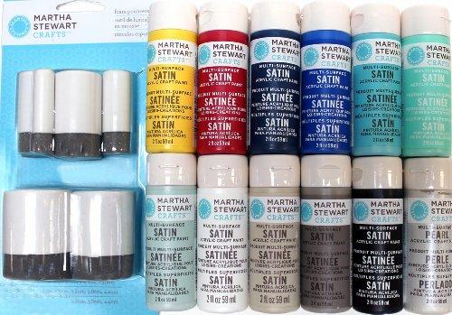 Plaid Martha Stewart Promo853 Nautical Paint Set front-893564