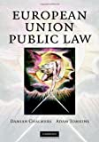 img - for European Union Public Law: Text and Materials by Damian Chalmers (2007-08-16) book / textbook / text book