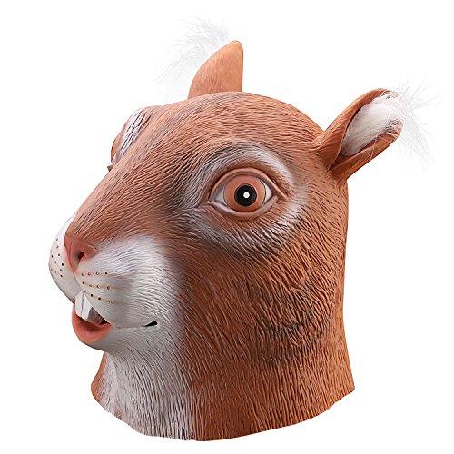 Ylove (Brown Squirrel Costume)