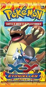 Pokémon - POXY202 - Cartes À Collectionner - Booster XY02 Étincelles - Modèle aléatoire