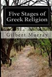 img - for Five Stages of Greek Religion book / textbook / text book