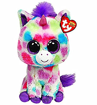 TY Beanie Boos Glub Schi Wishful Unicorn 15 cm Plush Soft Toy – 24 cm