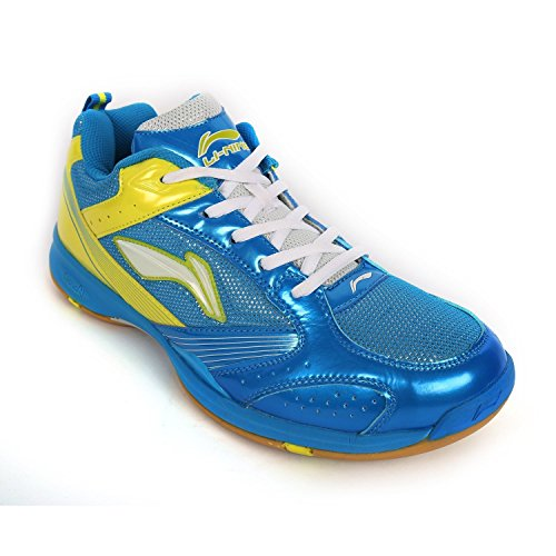 Li-Ning Badminton Shoes Star Trek Blue Size 05
