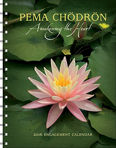 Pema Chodron 2016 Engagement Datebook Calendar