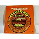 KINGSMEN GREATEST HITS (1960S ROCK VINYL LP)