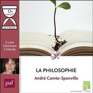 La philosophie en 1 heure | Livre audio