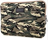 Lsgoodcare MiCai Canvas Fabric 13-13.3 Inch Sleeve Case Bag Cover for Laptop / Notebook Computer / Macbook Air / Macbook Pro (Micai-AGN)
