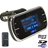 FM Transmitter MP3 Player KFZ Auto Car Radio MicroSD SD USB