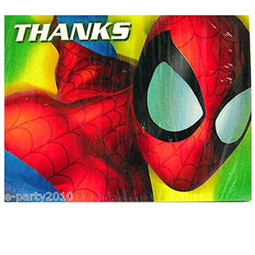 Spider-Man Thank you