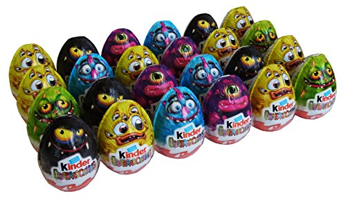 Kinder Surprise Halloween 20g (pack of 24)