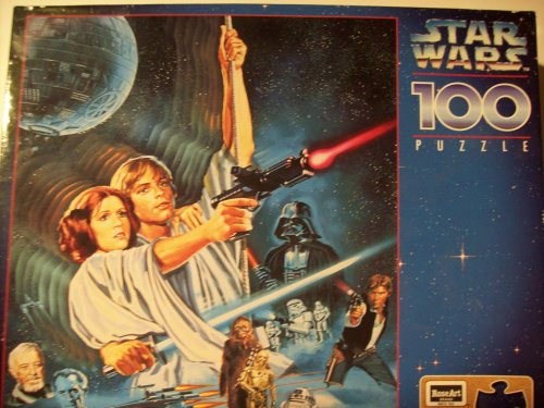 Star Wars 100 Piece Jigsaw Puzzle - 1