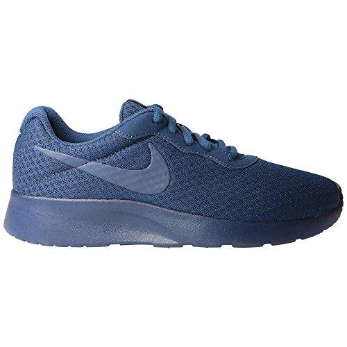 Nike Men's Tanjun Running Sneaker Midnight Navy/Midnight Navy/Black 11