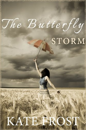 Book cover image for The Butterfly Storm