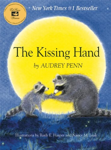 Kissing Hand (Paperback with CD)