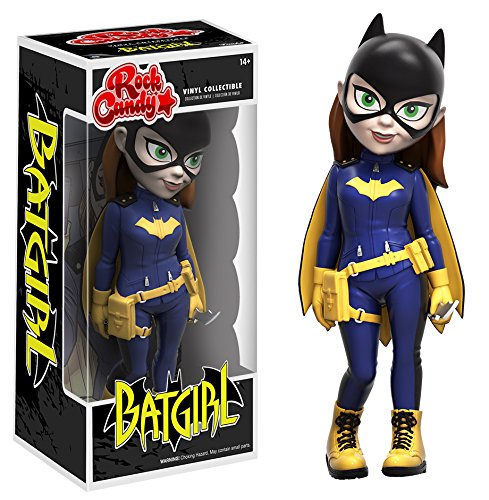 Funko Rock Candy: Modern Batgirl Action Figure at Gotham City Store