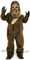 Kids Boys Girls Deluxe Fur Chewbacca Star Wars Book Day Halloween Fancy Dress Costume Outfit 3-10 years