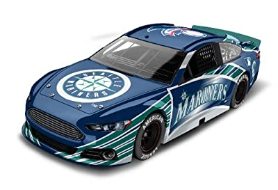 Seattle Mariners Major League Baseball Hardtop Diecast Car, 1:64 Scale