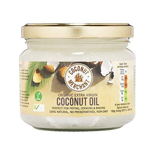 Olio di Cocco 300 ml Extra Vergine Biologico Crudo
