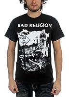 Bad Religion - - Herren Vergangenheit Is Dead T-Shirt