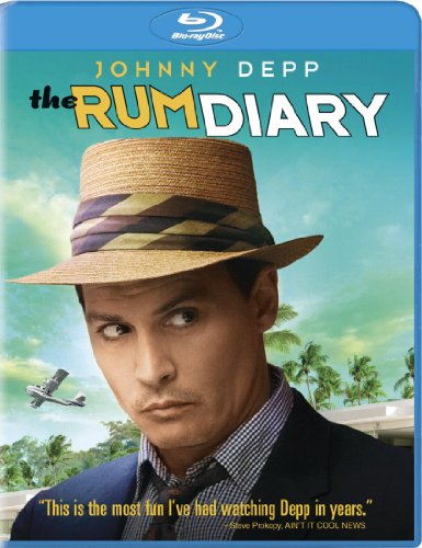 Cover art for  The Rum Diary [Blu-ray]