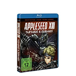 Appleseed XIII: Tartaros/Ouranos Bd [Blu-ray] [Import allemand]