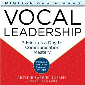 Vocal Leadership Audiobook