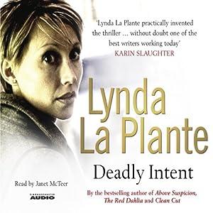 Deadly Intent   [Lynda La Plante]