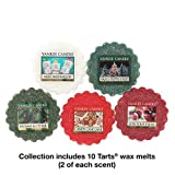 Yankee Candle Holiday Favorites Tarts Wax Melts Collection Gift Set