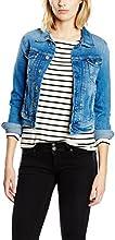 Pepe Jeans Women's Mikas Long Sleeve Jacket