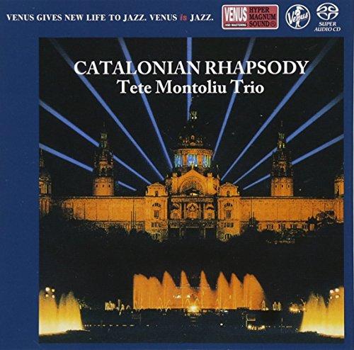 SACD : TETE MONTOLIU - Catalonian Rhapsody