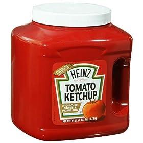 Heinz Tomato Ketchup - 114 oz. container