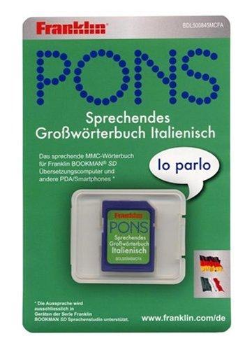 franklin-bdl-500845-pons-grossworterbuch-deutsch-italienisch-elektronisches-worterbuch