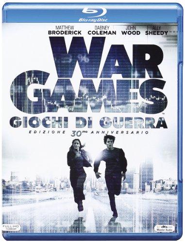 Wargames - Giochi di guerra [Blu-ray] [IT Import]