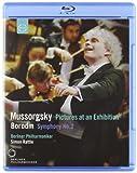 echange, troc Moussorgski : Tableaux D'Une Exposition - Borodine : Symphonie N° 2 - Chostakovitch : Polka [Blu-ray]