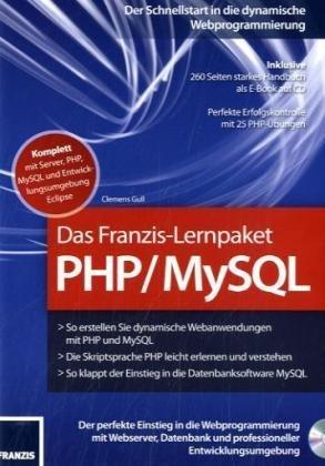 Das Franzis-Lernpaket PHP/MySQL
