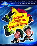 Cover art for  Abbott and Costello Meet Frankenstein (Blu-ray + DVD + Digital Copy)