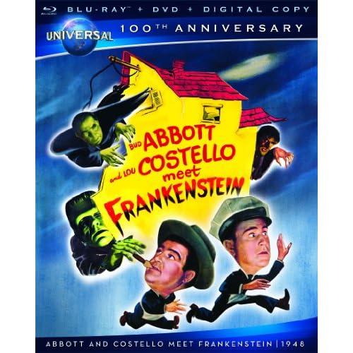 youtube abbott and costello meet frankenstein part 1