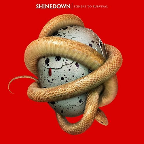 Shinedown - Threat To Survival [Japan CD] WPCR-16860 by SHINEDOWN (2015-09-18)