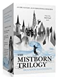 Brandon Sanderson Mistborn Trilogy (Box set, includes The Final Empire, The Well of Ascension and The Hero of Ages)