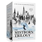 Mistborn Trilogy (Box set, includes The Final Empire, The Well of Ascension and The Hero of Ages)by Brandon Sanderson