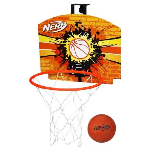 Nerf N-Sports Nerfoop Set, Orange - 1
