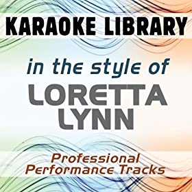 God Bless America Again (Karaoke Version No Backing Vocal) [In the Style of Loretta Lynn]