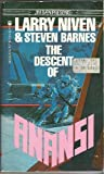 The Descent of Anansi (0523485425) by Larry Niven