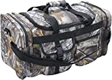 Large Camo Carp Course Fishing Tackle Holdall Carryall Travel Bag