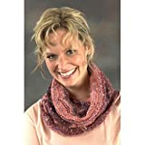 Plymouth #F385 Mushishi Yarn Pattern Travelling Cowl