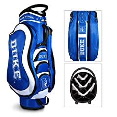 Brand New Duke Blue Devils NCAA Cart Bag - 14 way Medalist by Things for You